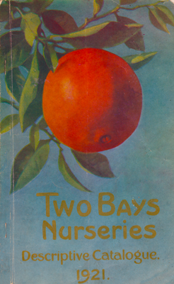 Two-Bays-Catalogue-1921-frtcover